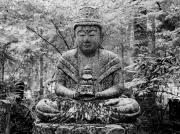 Buddha, Koyasan Cemetery, Mt Koya